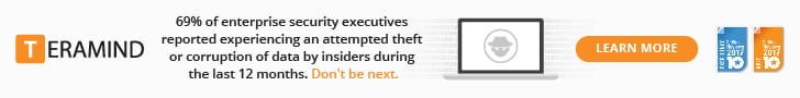 - teramind banner dont be next 20170810 728x90 - Aon Cyber Security 2018 Predictions: Insights on the Insiders