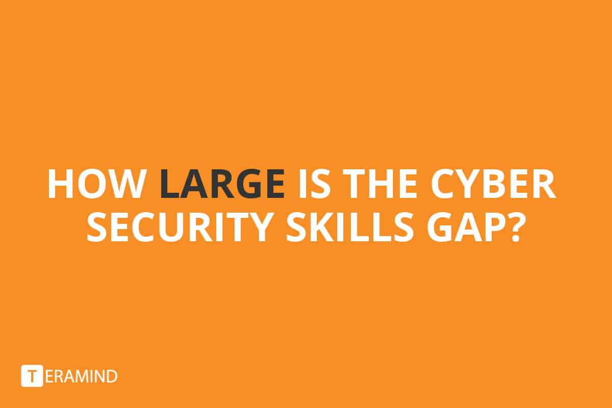 How Large is the Cyber Security Skill Gap [SlideShare]