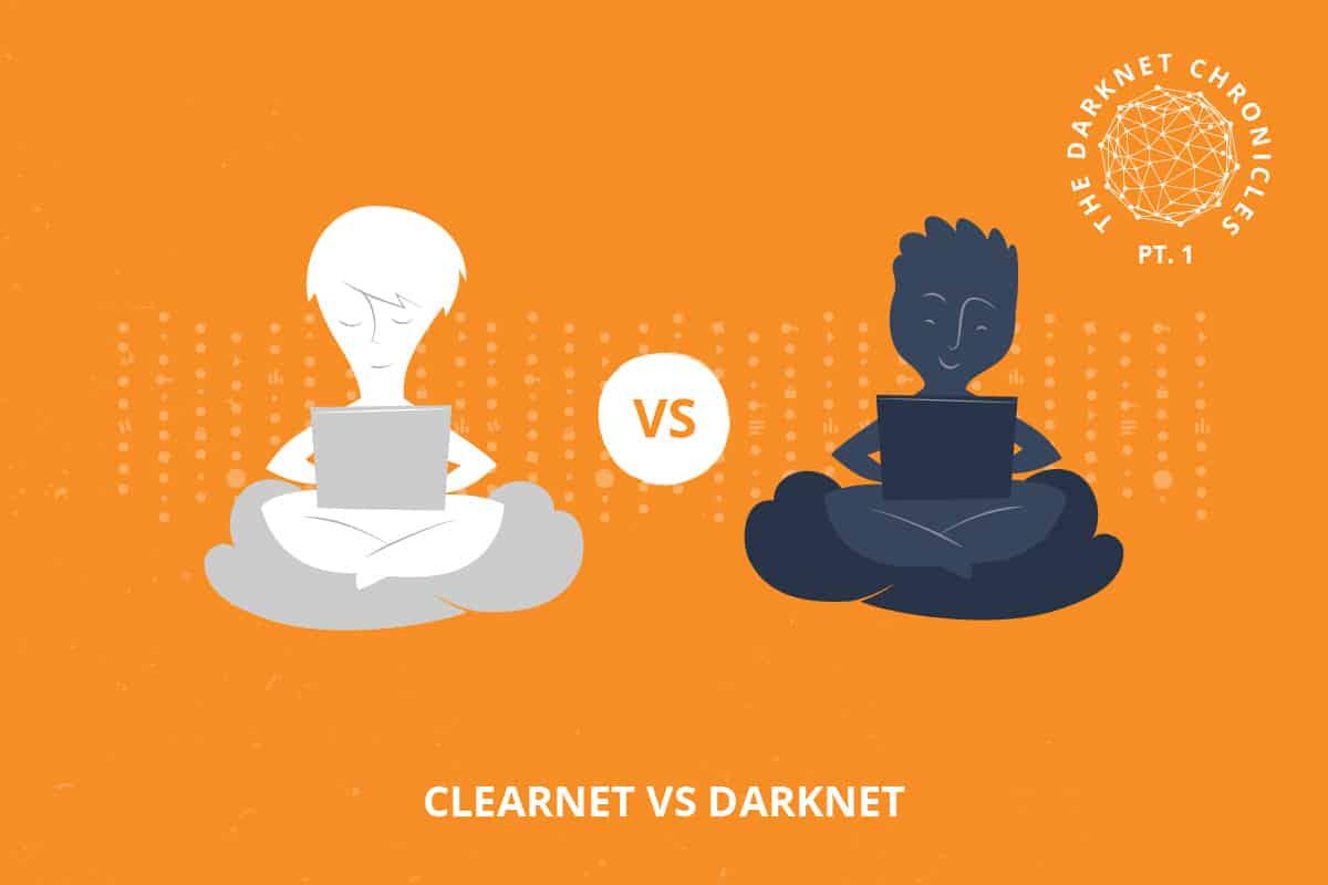 Darknet Chronicles Pt 1: Clearnet vs Darknet