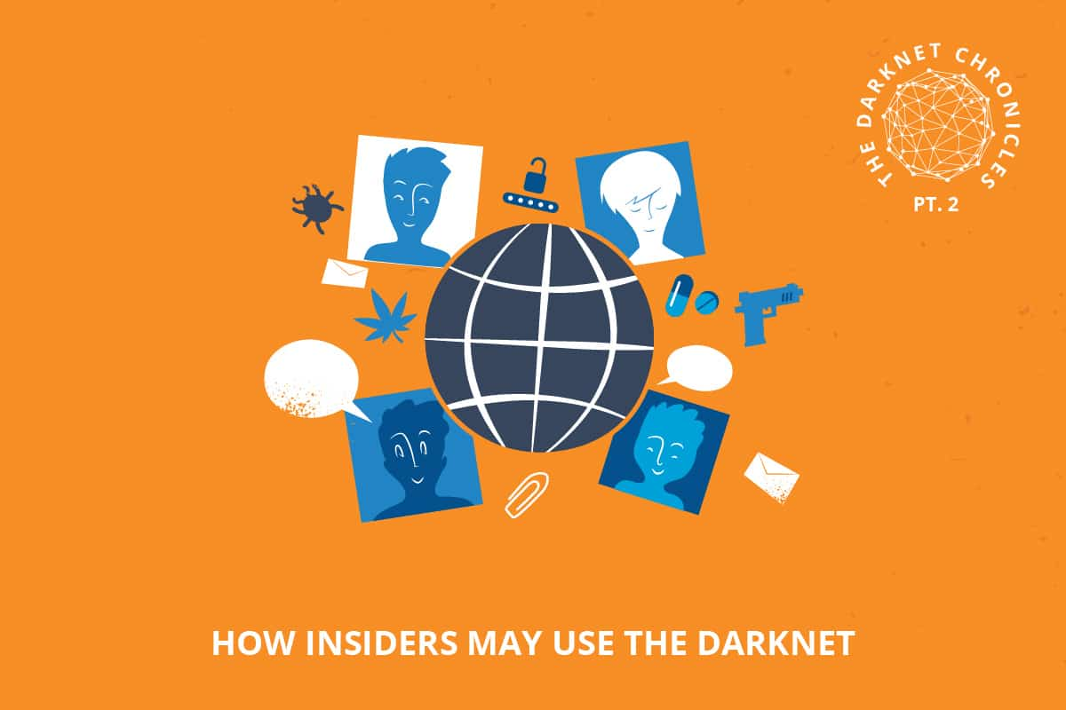 Darknet Chronicles Pt 2: How Insiders Use the Darknet