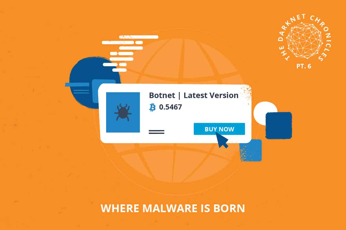 Darknet Chronicles Pt 6: Where Malware is Born