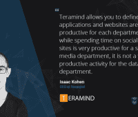 Teramind – A Fully Customizable Approach to User Behavior Monitoring and Insider Threat Prevention