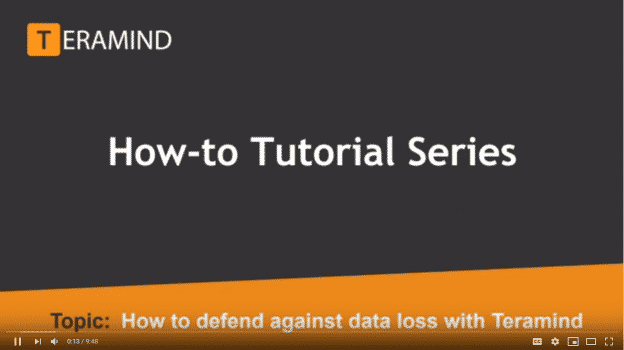 - how to tutorial 624x350 - How to demonstrate GDPR compliance with Teramind: A step by step guide – Part 1